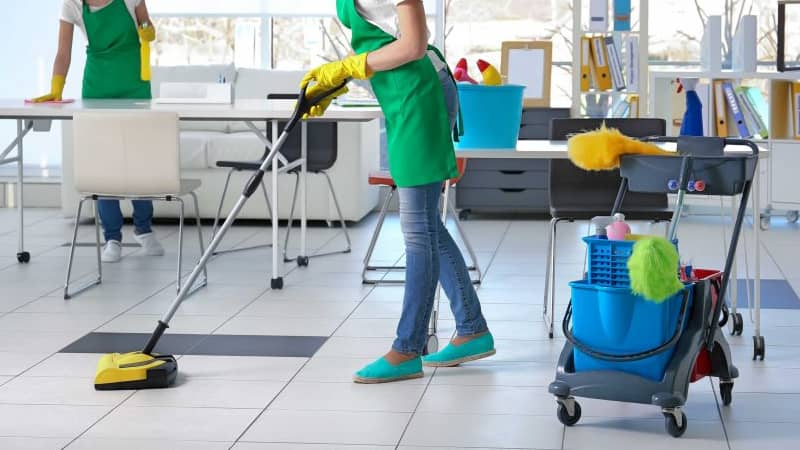 Melbourne's Commercial Cleaning | Office cleaning melbourne