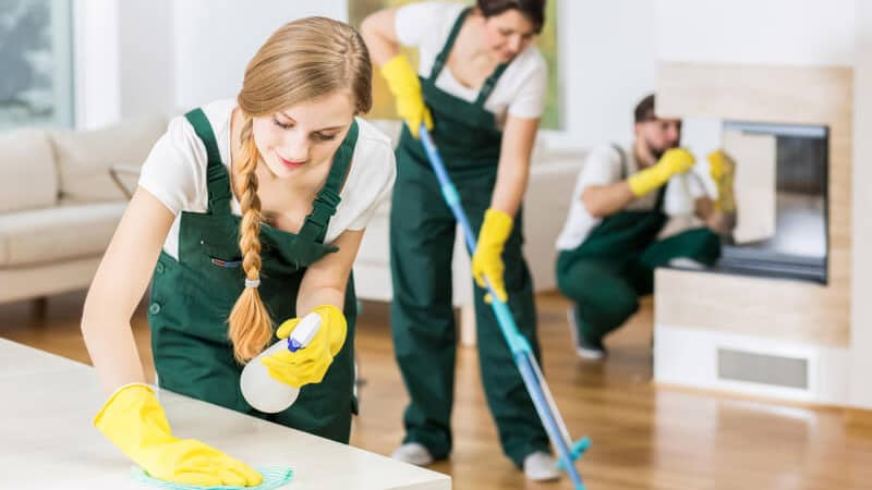 Resident Cleaning Service in Melbourne - Deep Cleaning