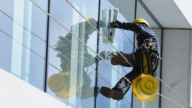 Window Cleaning Melbourne - Deep Cleaning